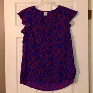 Cabi short sleeve top!